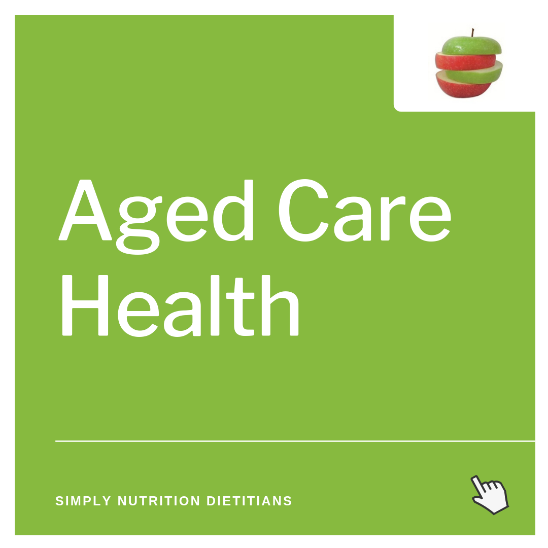 Aged Care Dietitian