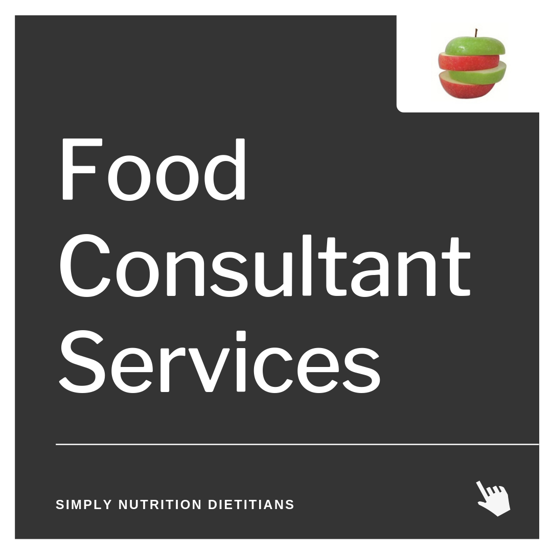 Food Consultant Dietitians