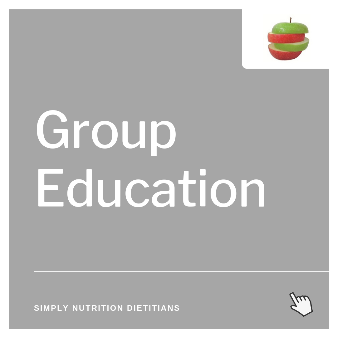 Group Education Dietitian