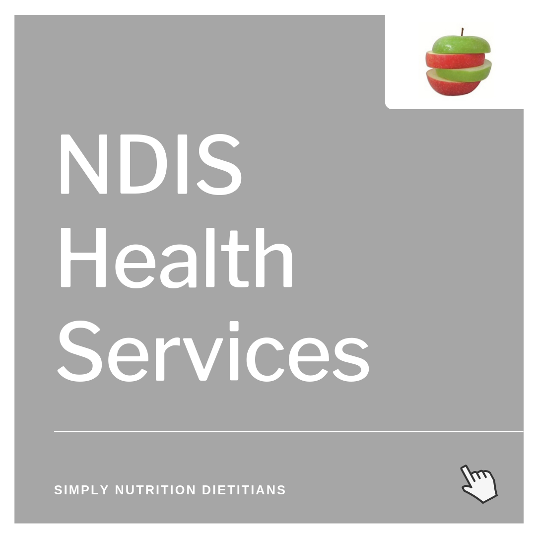 NDIS Dietitian & Nutritionist
