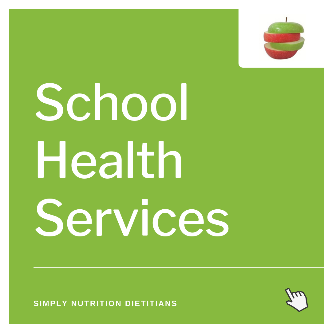 School and Education Dietitian